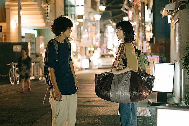 Featured image for Over the Town 街の上で Dir: Rikiya Imaizumi [Osaka Asian Film Festival 2021]