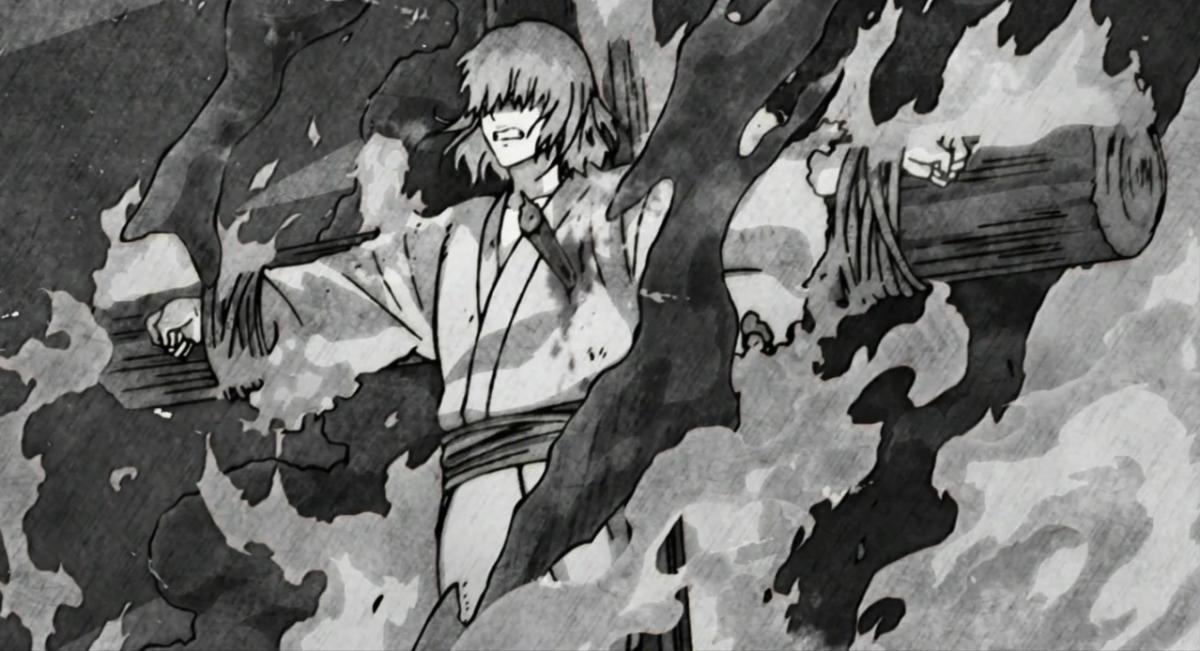 Featured image for Gintama. Shirogane no Tamashii-hen 2 Episode 12
