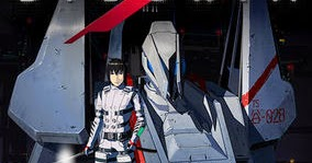 Featured image for Knights of Sidonia Anime Review