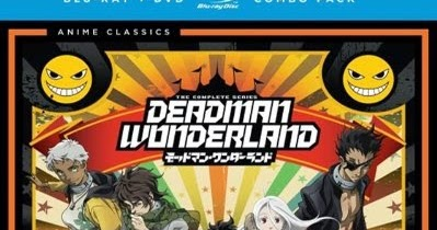 Featured image for Deadman Wonderland Anime Review