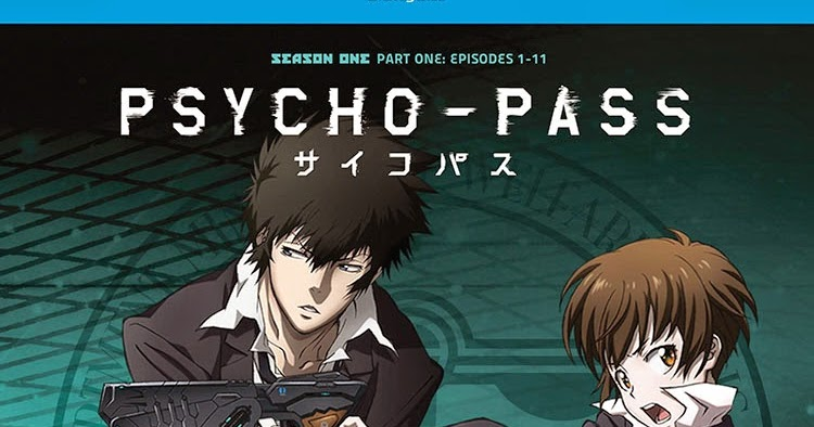 Featured image for Psycho-Pass Anime Review