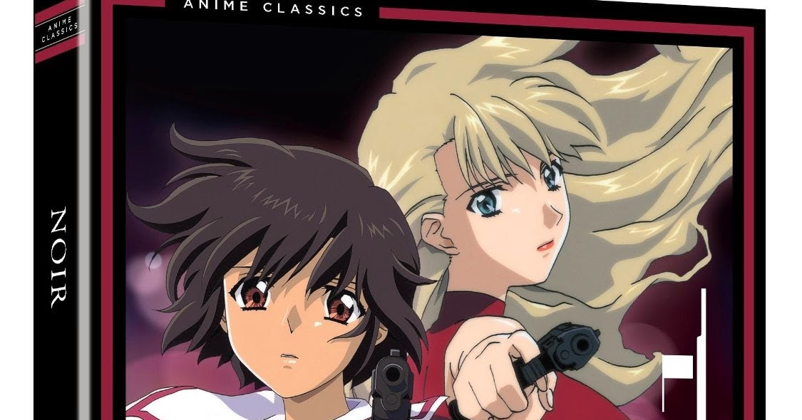 Featured image for Noir Anime Review