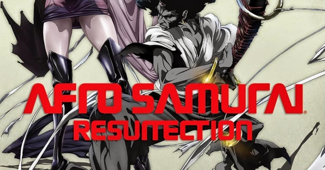 Featured image for Afro Samurai: Resurrection Anime Movie Review