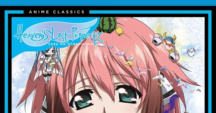 Featured image for Heaven's Lost Property Season One Anime Review