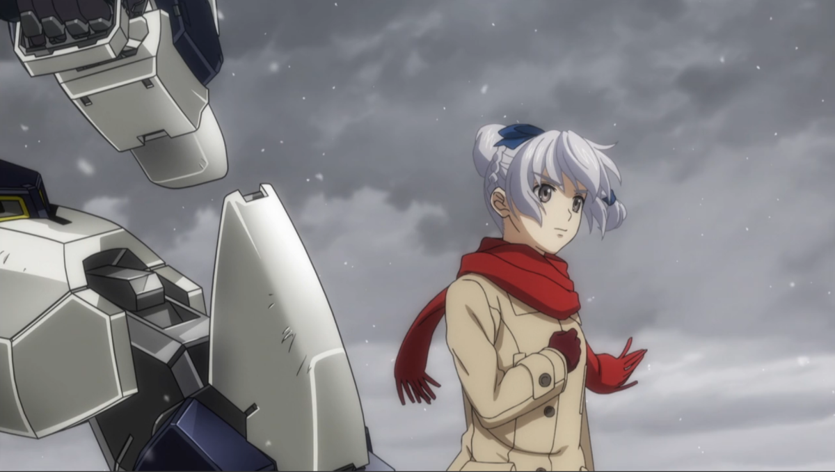 Featured image for I wish Full Metal Panic! Invisible Victory came out nine years ago