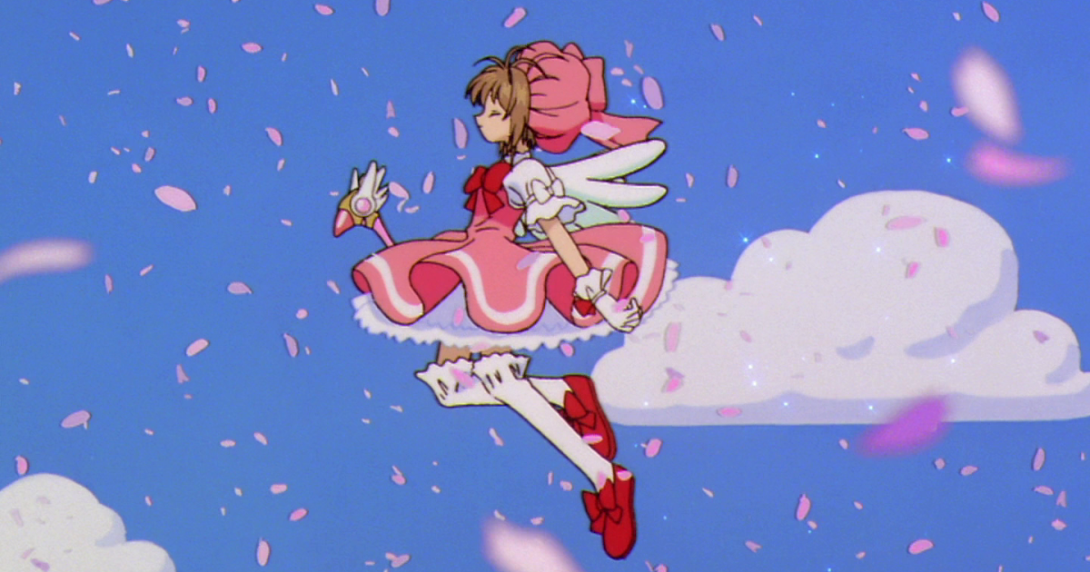 """Featured image for Single of the Week: """"Catch You Catch Me"""" by Gumi (Cardcaptor Sakura OP1)"""