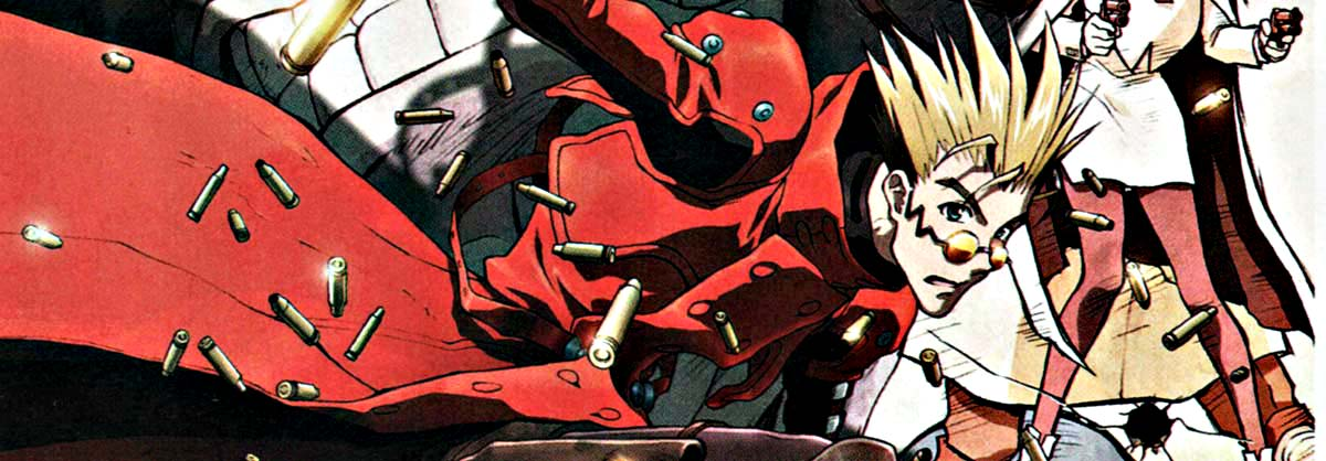Featured image for Trigun: Multiple Bullets