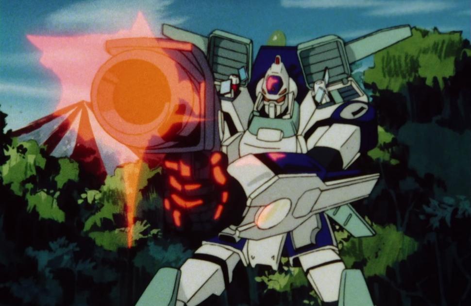 Featured image for Chou Kousoku GALVION Episode 21