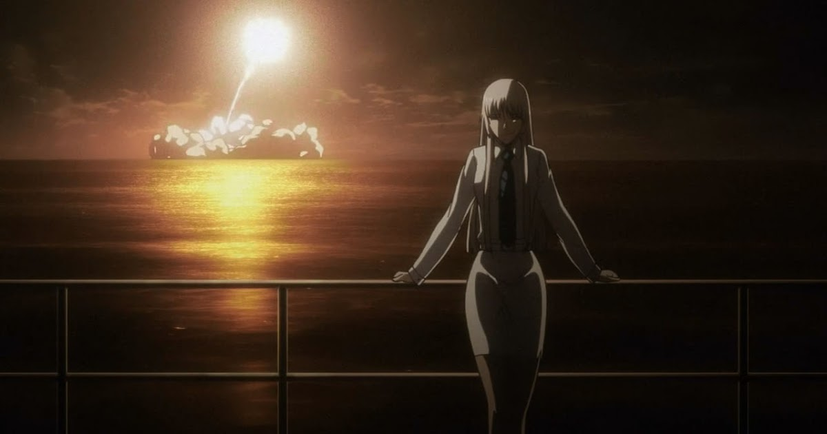 """Featured image for Single of the Week: """"Borderland"""" by Mami Kawada (Jormungand OP1)"""