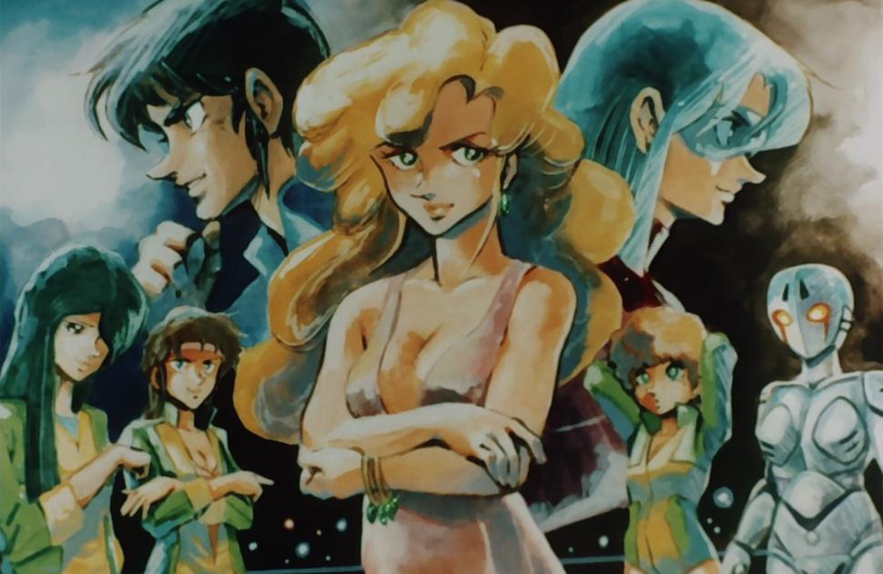 Featured image for Chou Kousoku GALVION Episode 22 (END)