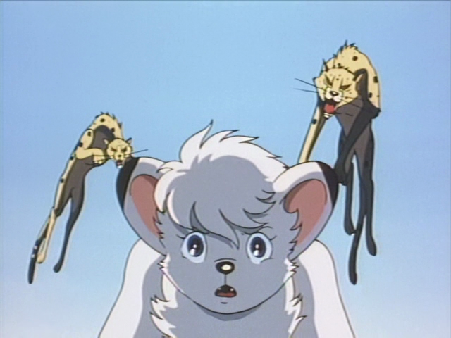 Featured image for Jungle Emperor (1989) Episode 18