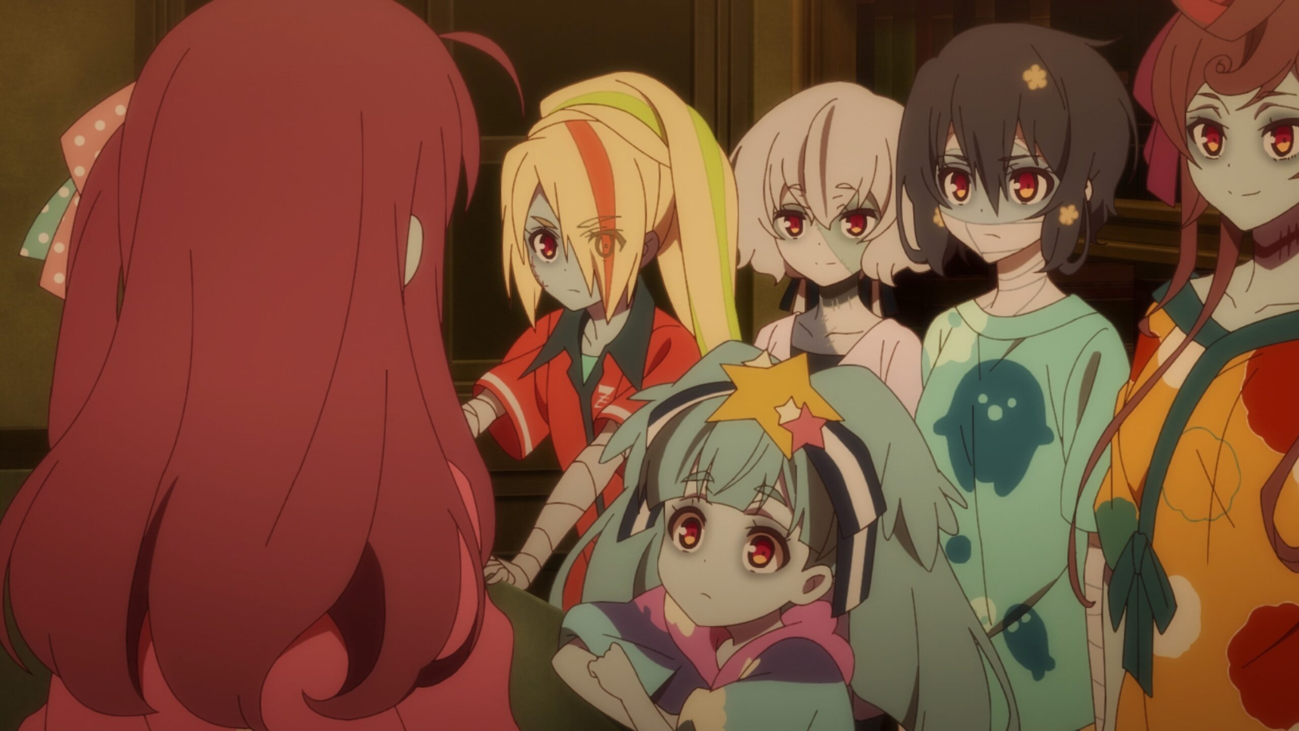 Background image for Zombie Land Saga Revenge Episode 1: The Spirit of Squid
