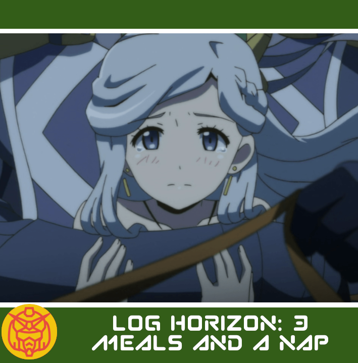 Featured image for Log Horizon: Three Meals and a Nap