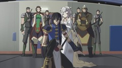 Featured image for Code Geass R2 11: Ignore plotholes, continue riding.