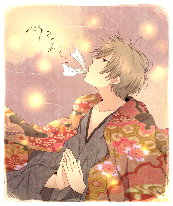 Featured image for Natsume Yuujinchou San// Warm and Fuzzy