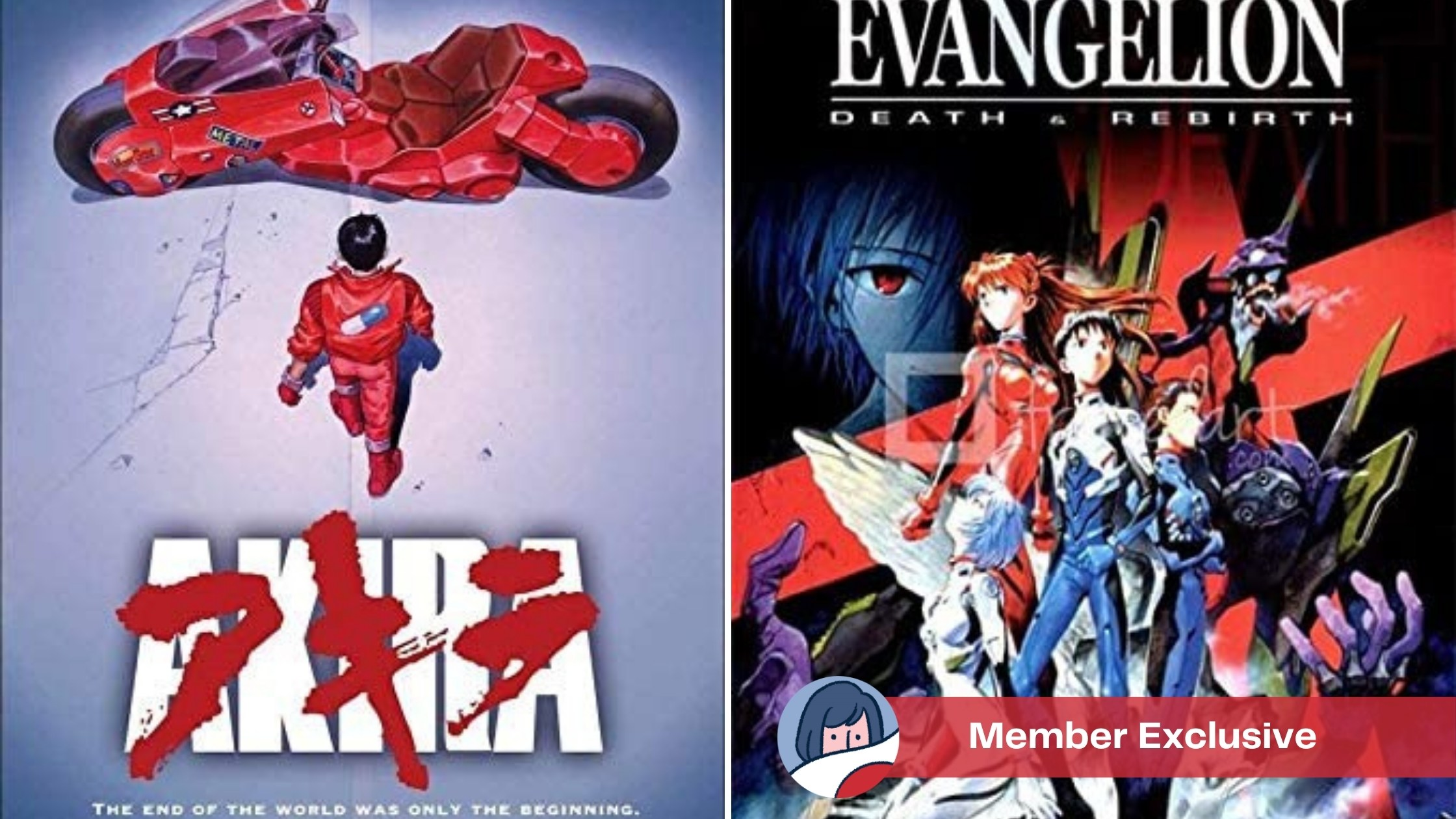 Featured image for Your Anime is Political: The Radical Revolutions of Akira and Evangelion