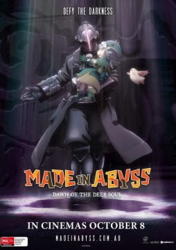 "Featured image for Anime On the Big Screen: ""Made in Abyss: Dawn of the Deep Soul"""