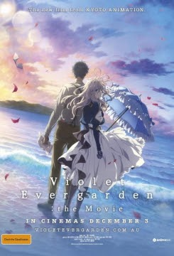 """Featured image for Anime On the Big Screen: """"Violet Evergarden: the movie"""""""