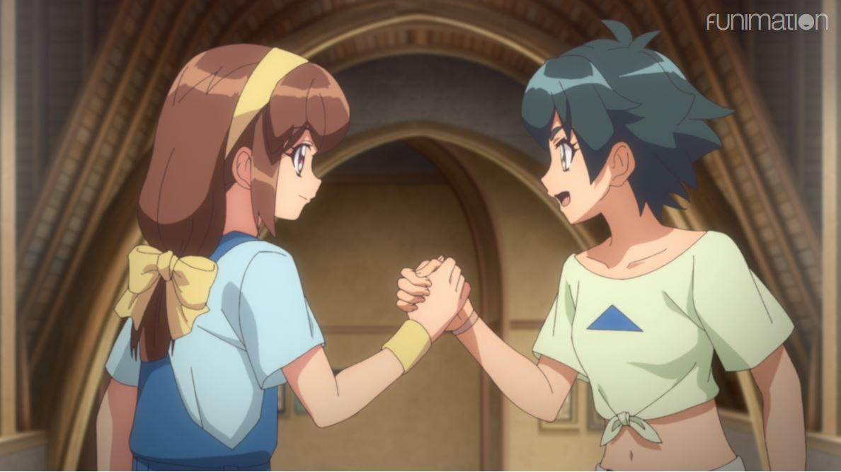 Featured image for Battle Athletes Victory ReSTART! – Episode 1
