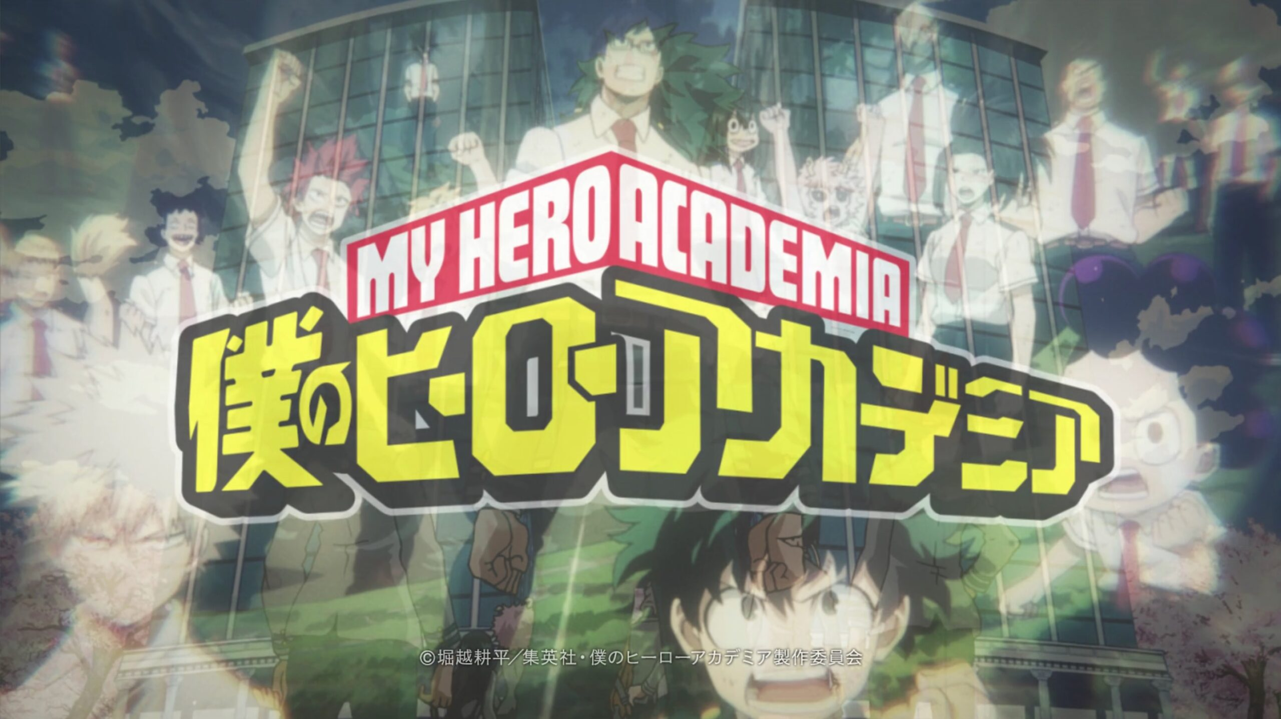 Background image for My Hero Academia Season 4 Episode Guide Part 1