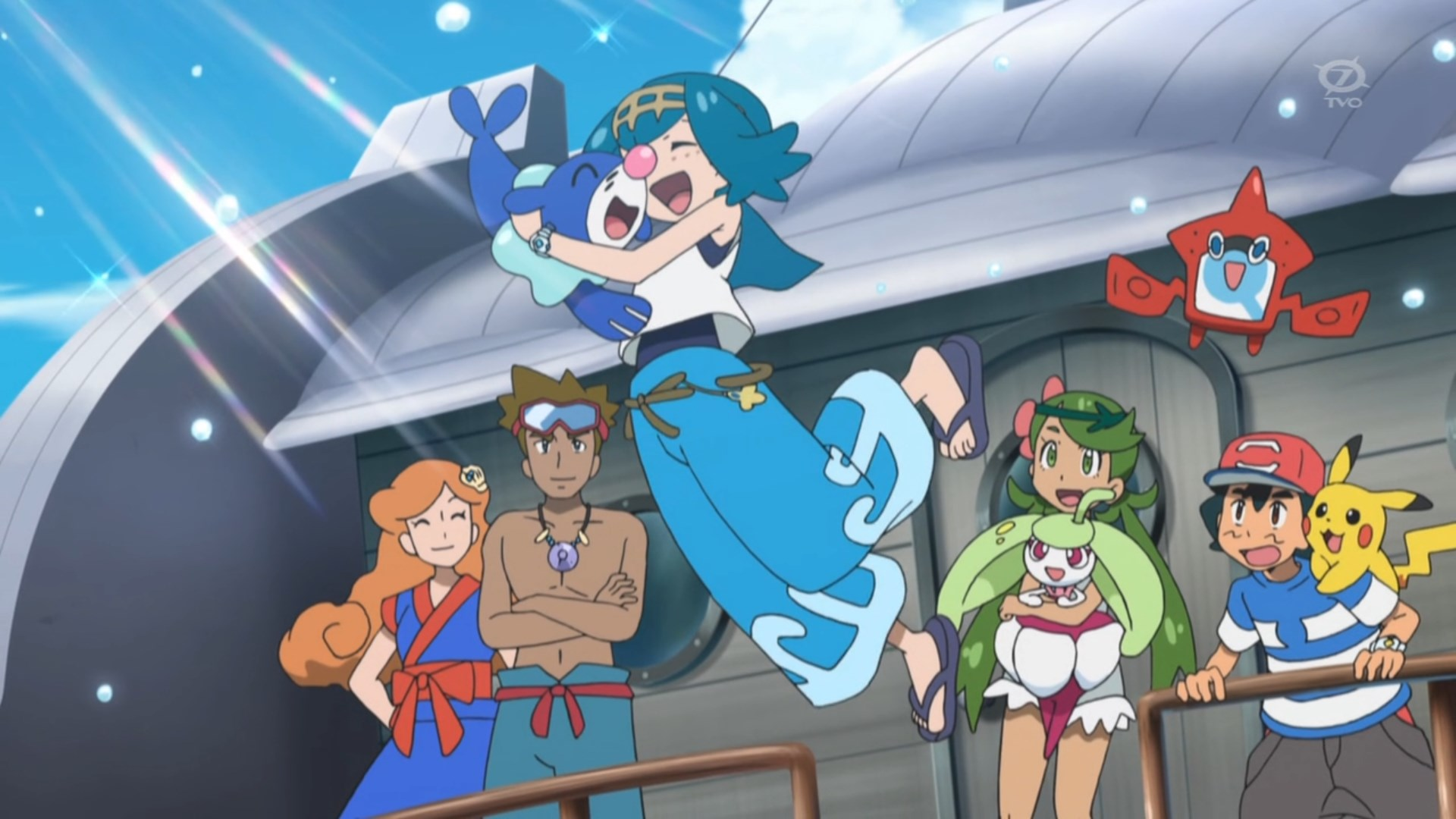 Featured image for Pokemon Sun and Moon – Episode 40