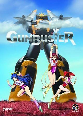 Featured image for Gunbuster Review [Collaboration with Ashley from The Review Heap]