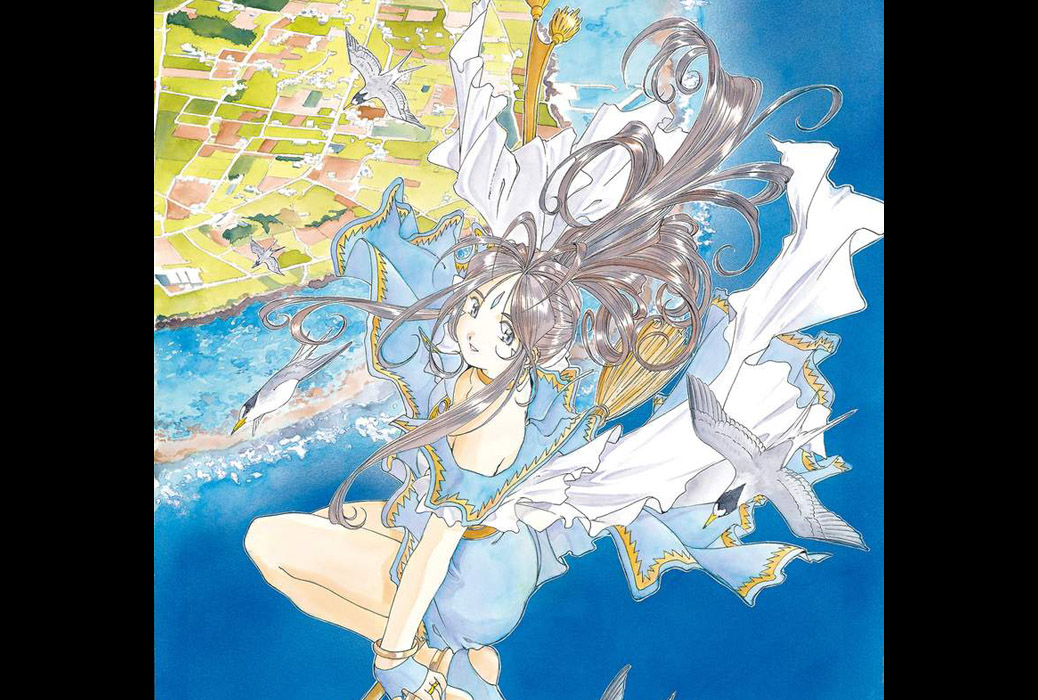Featured image for Oh! My Goddess – Manga Review