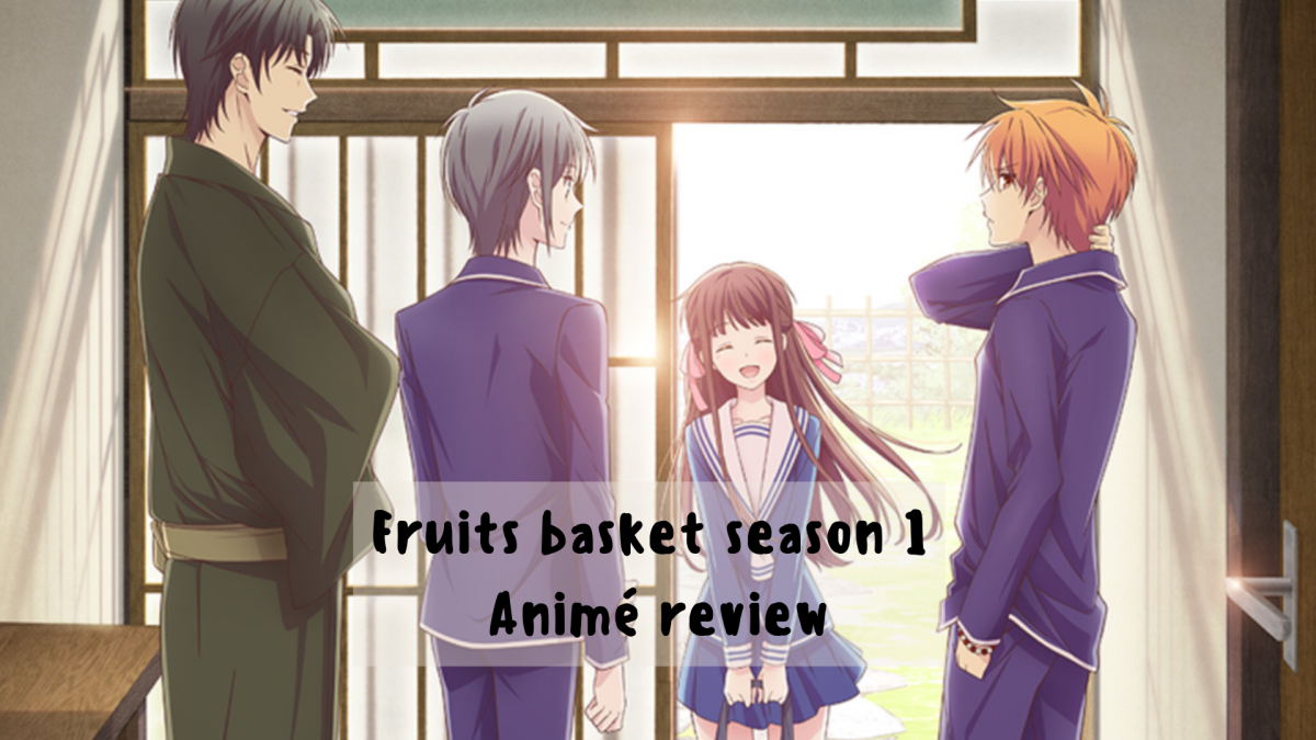 Featured image for Fruits basket season 1 [Animé review]