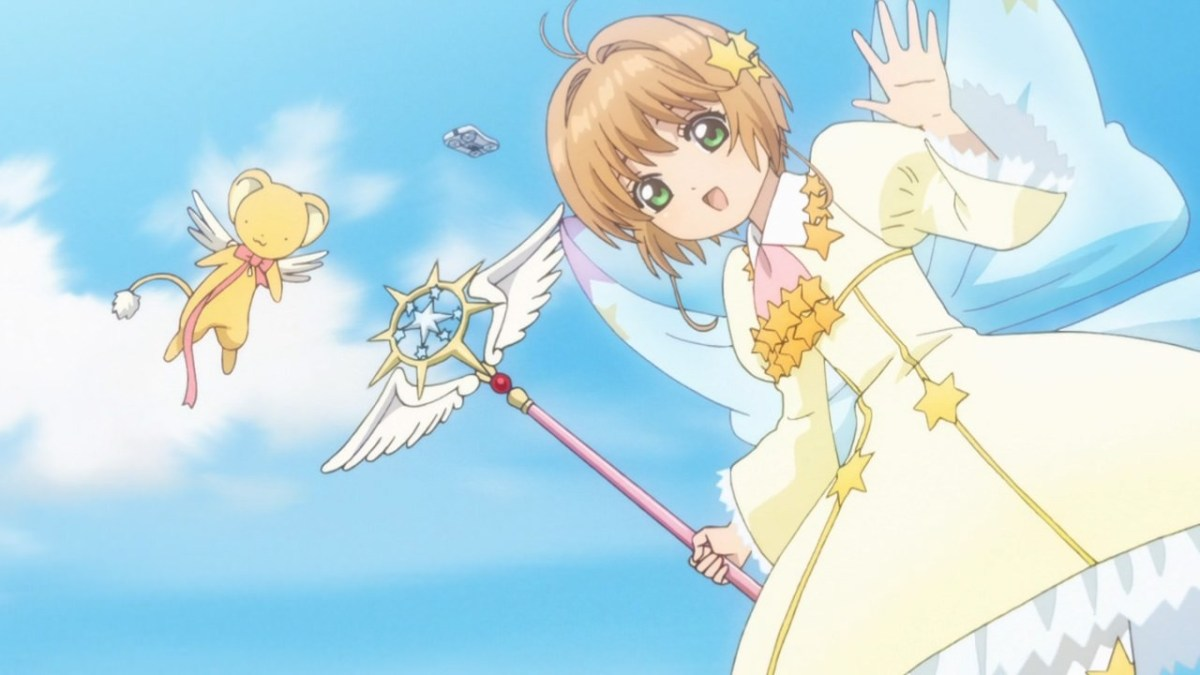 Featured image for Day 12: Cardcaptor Sakura Clear Card