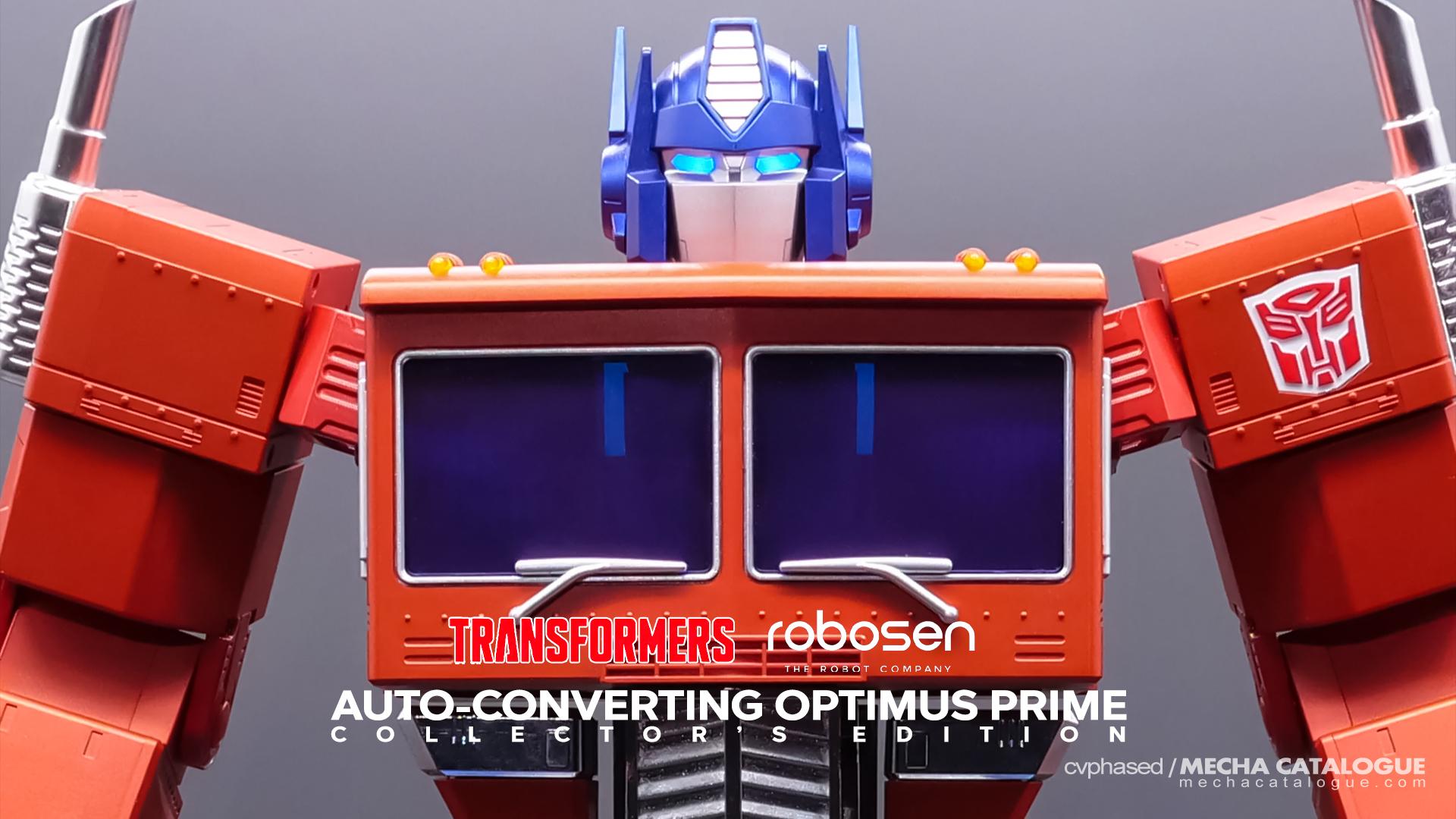 Featured image for Hasbro Pulse Fan Fest: Transformers Auto-Converting Optimus Prime
