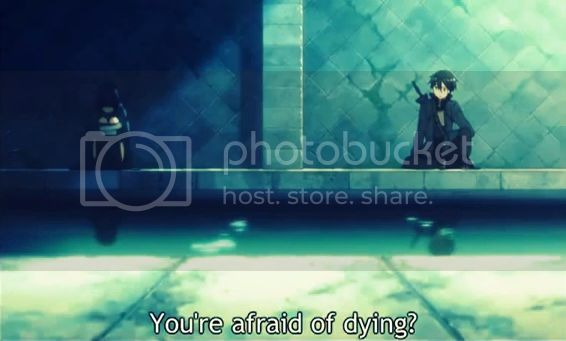 Featured image for [Review] Sword Art Online episode 3; Oil and Water