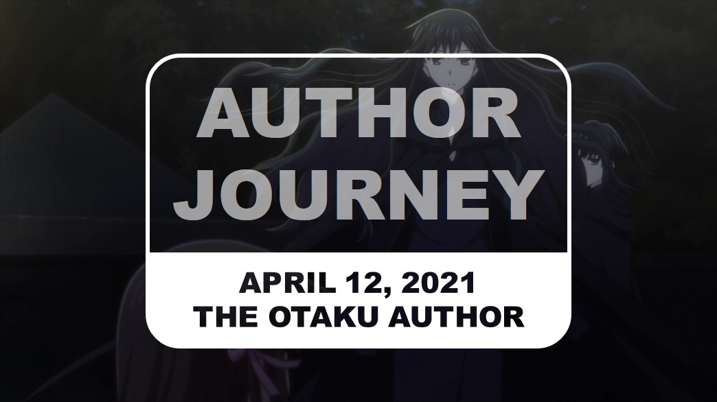 Featured image for Author Journey (April 12, 2021)