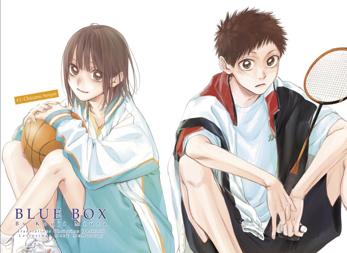 Featured image for Manga First Impression: Blue Box