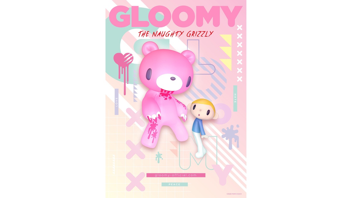 Featured image for First Impressions: Gloomy the Naughty Grizzly
