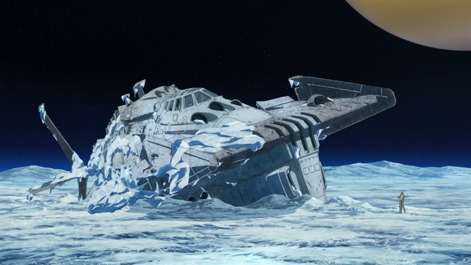 Featured image for Space Battleship Yamato 2199 – Episode 4