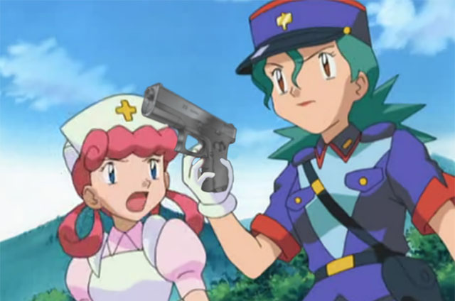Featured image for Police: Officer Jenny Meant to Draw Poké Ball, Not Handgun