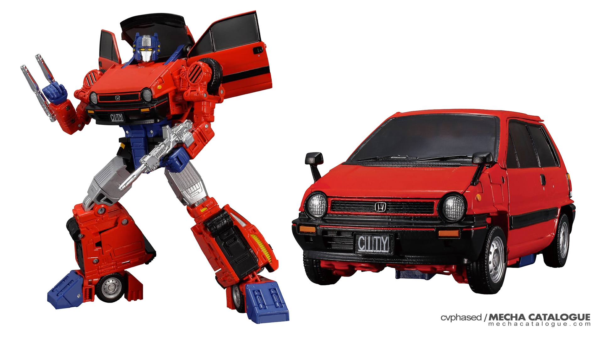 Featured image for Totally Passes as an Optimus Prime: Trasnformers Masterpiece MP-54 Reboost