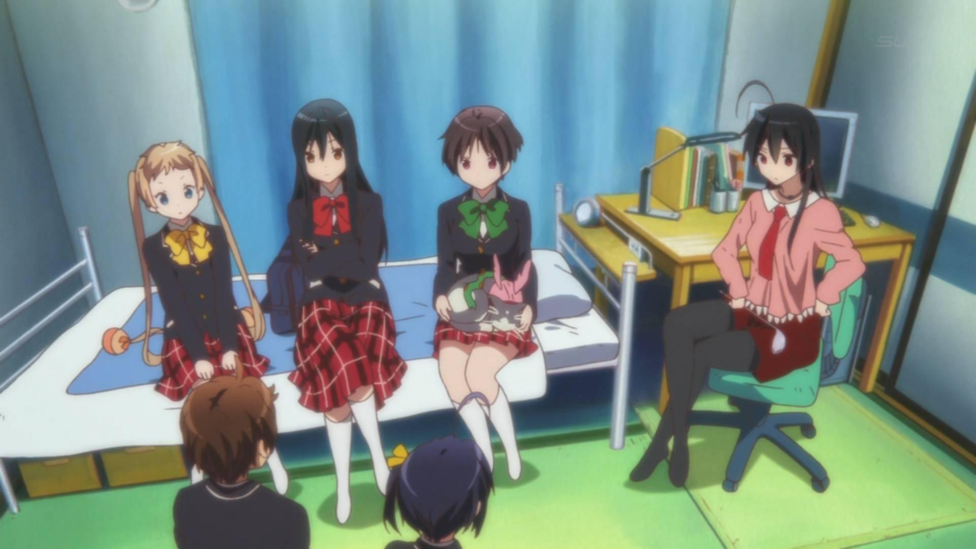 Featured image for Chuunibyou demo Koi ga Shitai! Ren Episode 1: Take Nothing Seriously