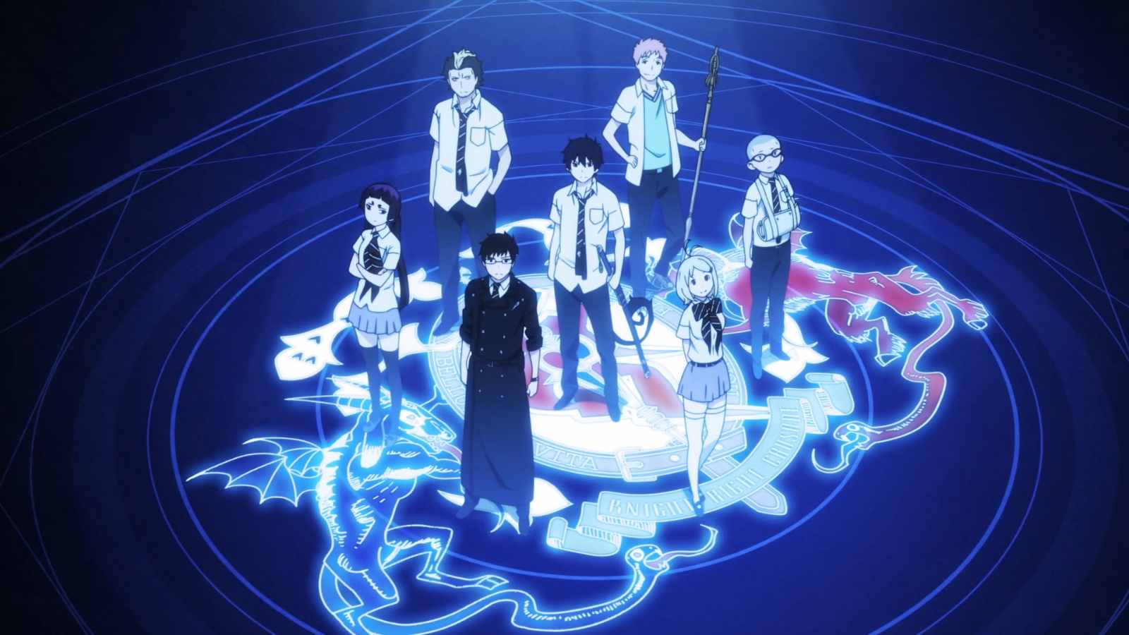 Featured image for Blue Exorcist: Kyoto Saga // First Impressions