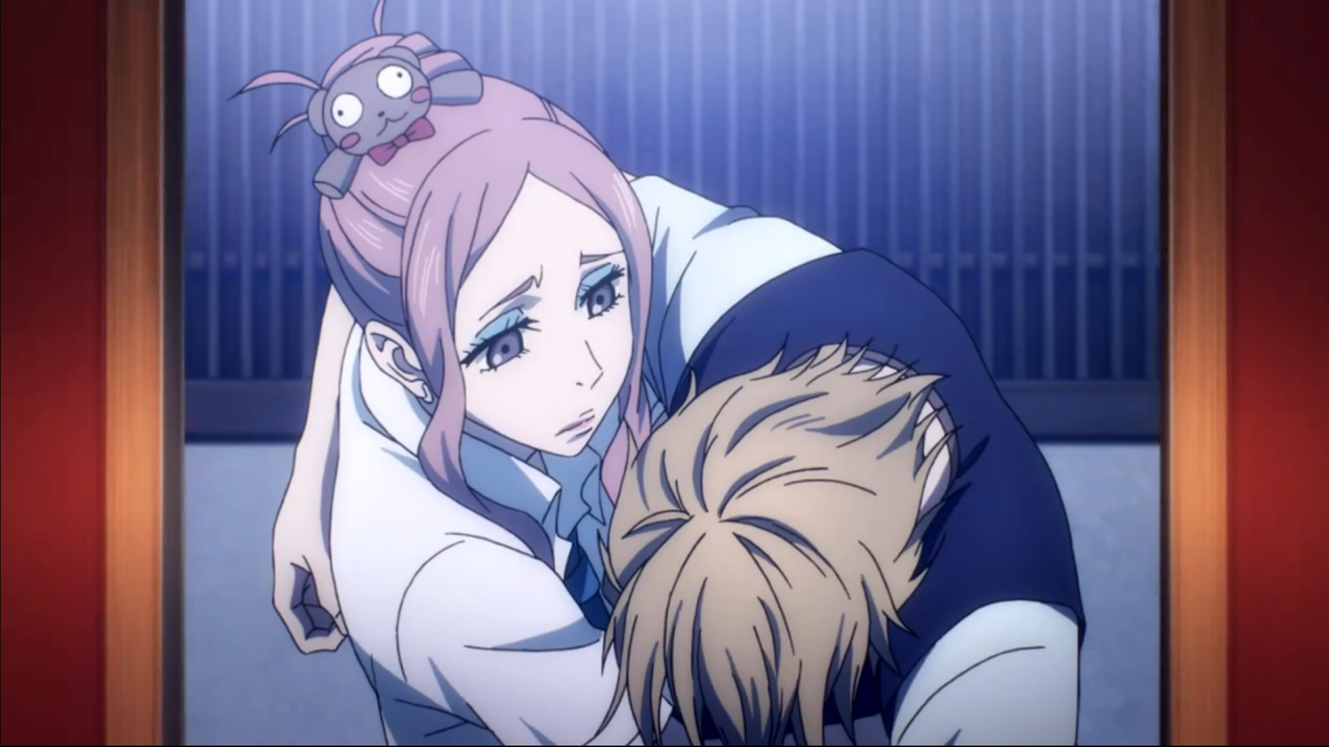 Featured image for Double Feature: Death Parade 10+11