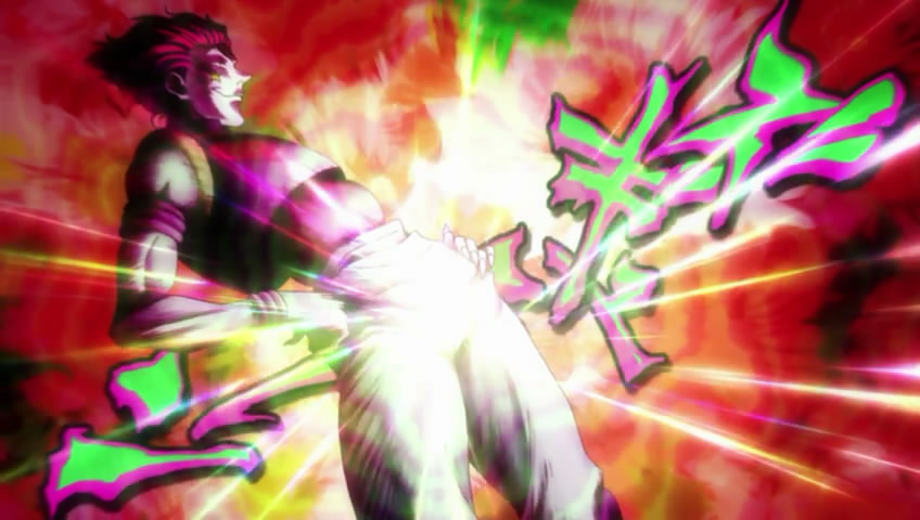 Featured image for Hunter x Hunter 35 – Hisoka's Hypnotic Crotch