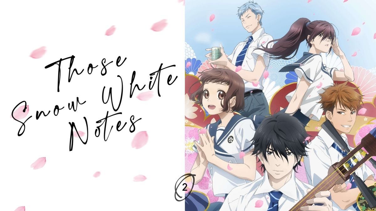 Featured image for THOSE SNOW WHITE NOTES EPISODE 2 — APPLE BLOSSOMS