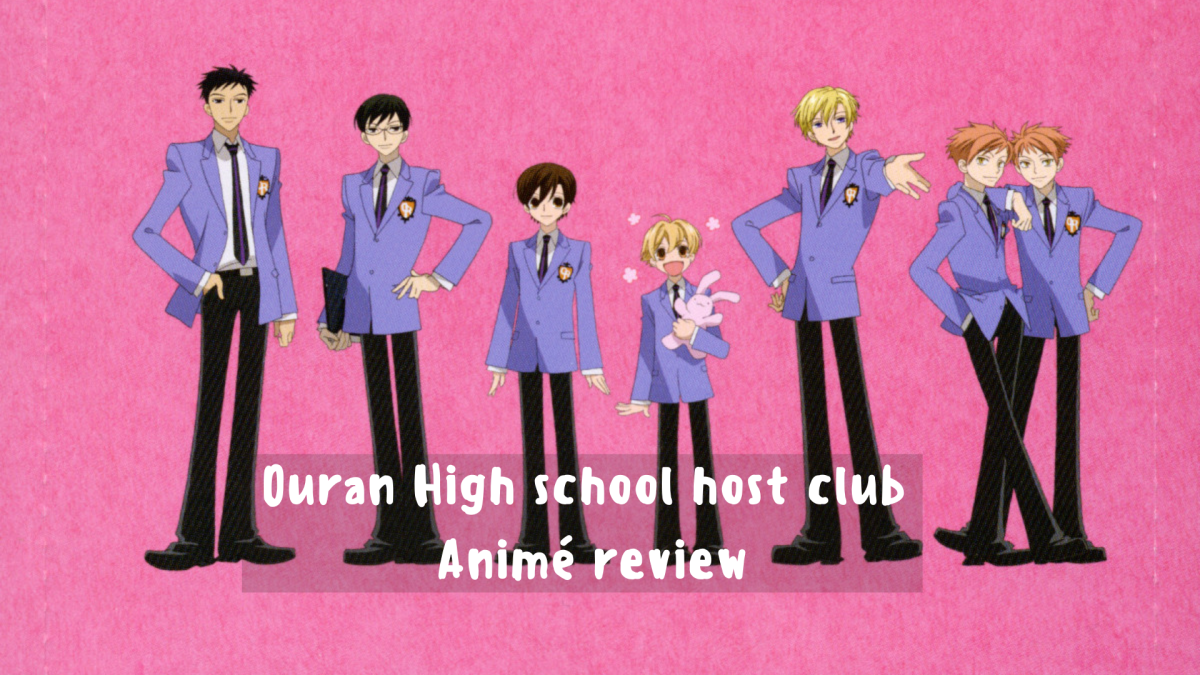 Featured image for Ouran High school host club [Animé review]