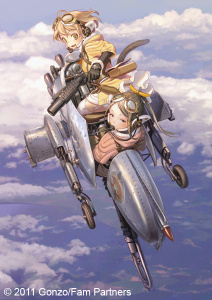 Featured image for Last Exile -Fam, the Silver Wing- World Premiere: Part One – Spoiler-free Impressions