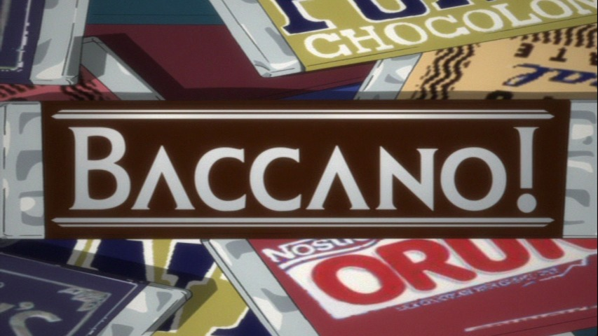 Featured image for Impressions and thoughts on Baccano!