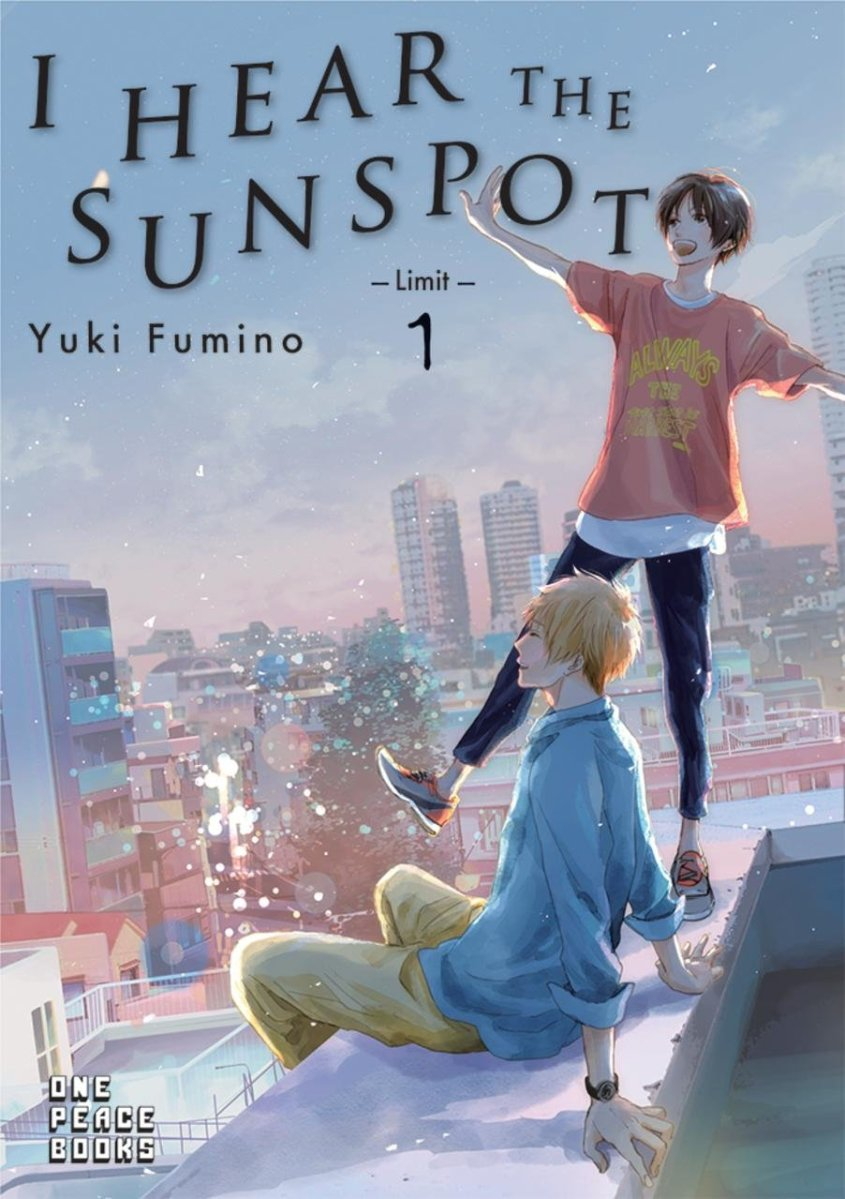 Featured image for I Hear the Sunspot: Limit Manga Volumes 1-3 Series Review