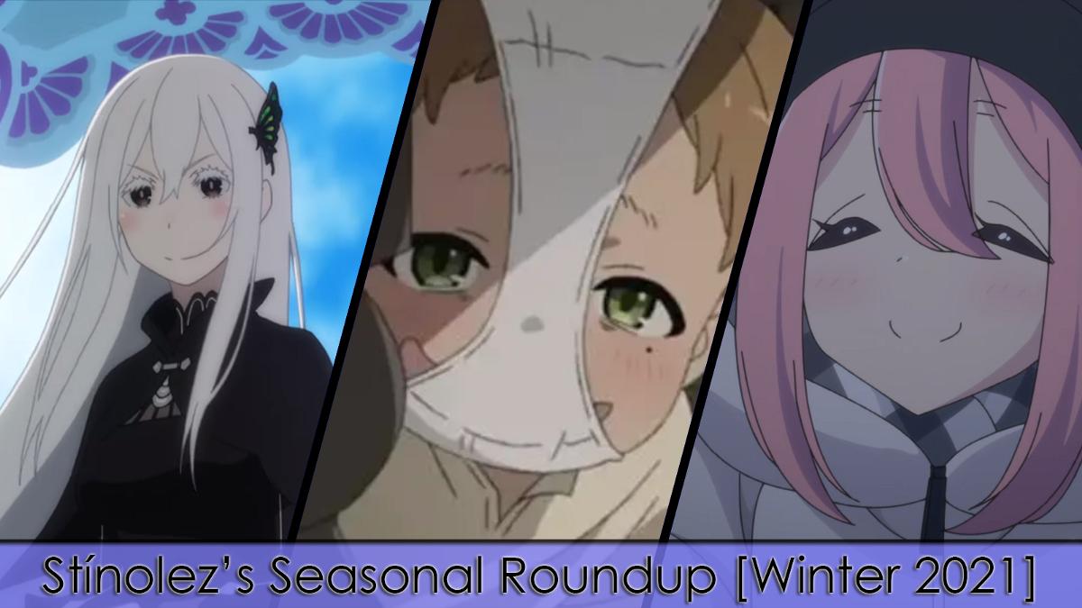 Featured image for Stínolez's Seasonal Roundup [Winter 2021]