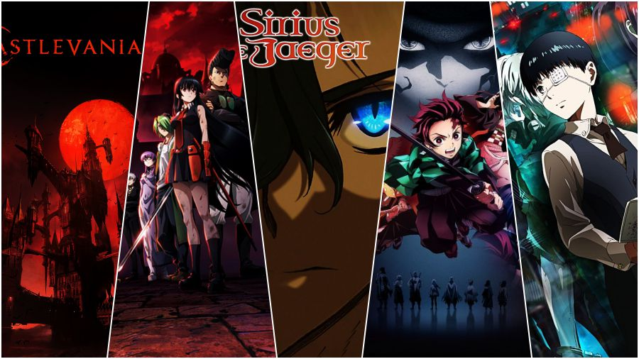Featured image for 5 Animes To Watch On Netflix Right Now