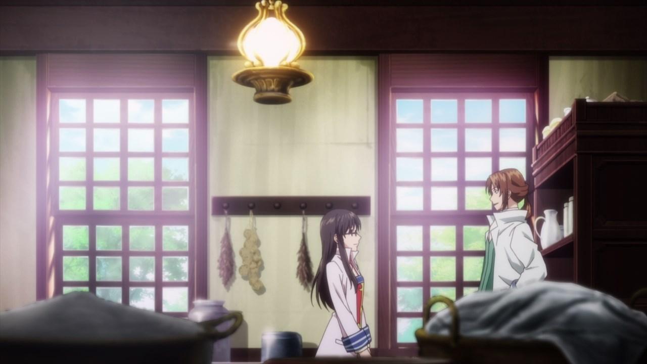 Featured image for Seijo no Maryoku wa Bannou Desu Episode #02