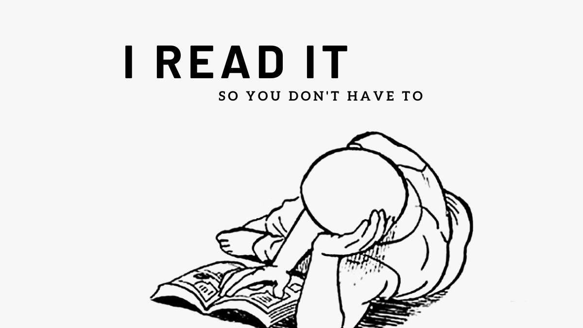 Featured image for I READ IT SO YOU DON'T HAVE TO — HEART GEAR REVIEW